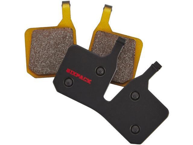 Sixpack Magura MT5 Bremsbeläge Gesintert